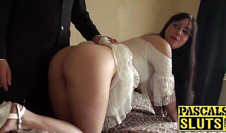 Mlada Anessa miluje svoju henatai porno obrijanu pičku