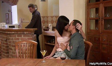 Plavokosa plavuša Jessa Rhodes dobiva jebeni momak film hentay izbliza