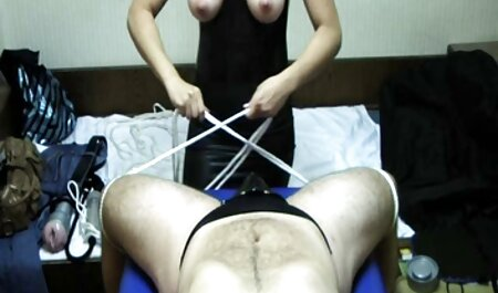 Plavuša dobiva veliki penis u hentai film free usta